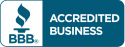 We are a proud BBB Accredited business.